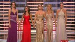 Miss America 2008 - Crowning Moment