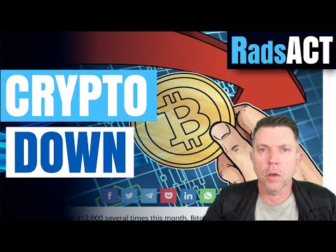 Bitcoin and crypto markets down. What should we do?