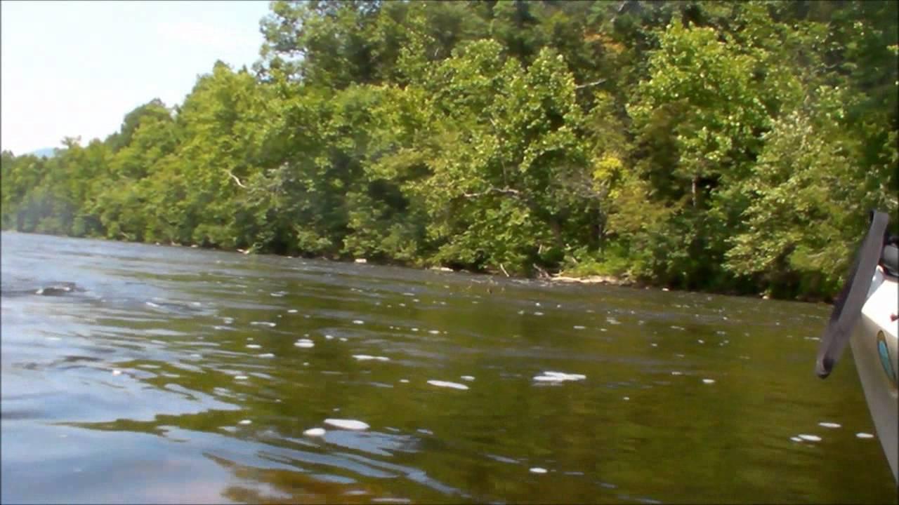 James river kayak fishing 2011 youtube for James river fishing