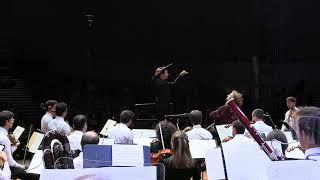 Elgar: Cello Concerto (Second Movement) - Willard Carter CELLO - Lorenzo A. Iosco CONDUCTOR