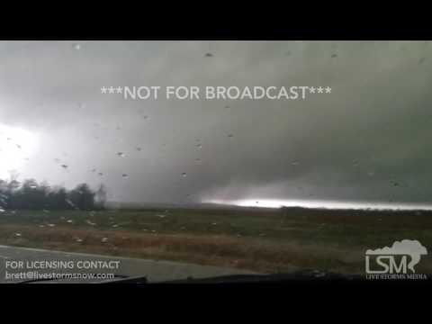 01-22-17 Albany, GA - Wedge Tornado
