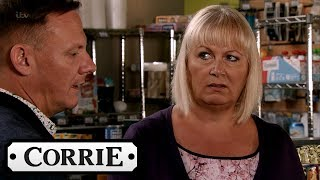 Coronation Street - Eileen Becomes Concerned for Sean | PREVIEW