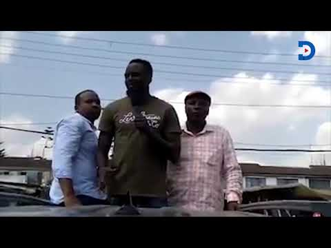Mariga promises Kibra residents that business will flourish, the old will get monthly cash transfers