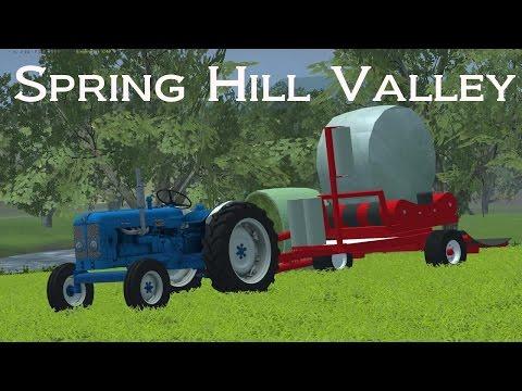 Farming Simulator 2013 - Spring Hill Valley - Ep 1