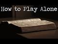 How to Play Alone | Ritual - Creepypasta German / Deutsch | Madame Yavi