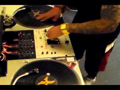 DJ TBear a.k.a Arma X MXM, BHC Rutina 2013
