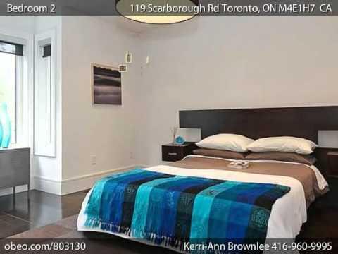 119 Scarborough Rd Toronto ON M4E1H7 - Kerri-Ann Brownlee - Bosley Real Estate Ltd, Brokerage