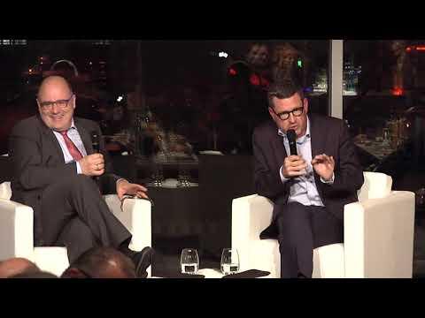 Steffen Kampeter im Gespräch mit Kai Diekmann