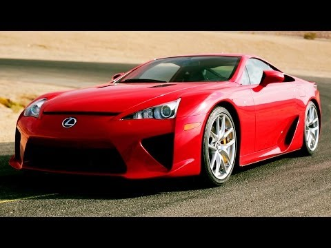 The One With The Lexus LFA! - World's Fastest Car Show Ep 3.28