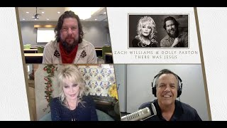 Zach Williams & Dolly Parton K-LOVE ZOOM Interview with Skip