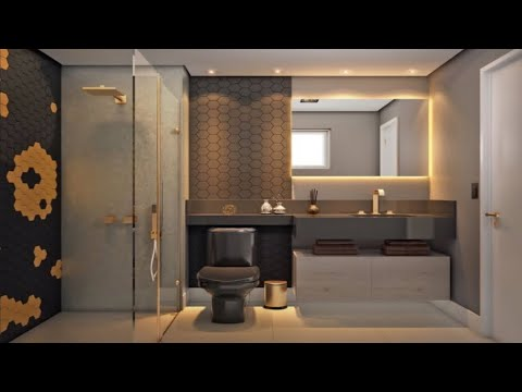 Contemporary Bathroom designs 2020 | Master Bath modular ...