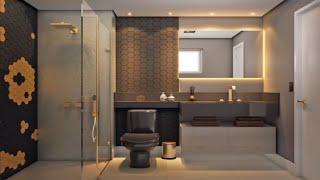 Contemporary Bathroom designs 2020   Master Bath modular design ideas