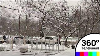 В Москве не ослабевают февральские морозы