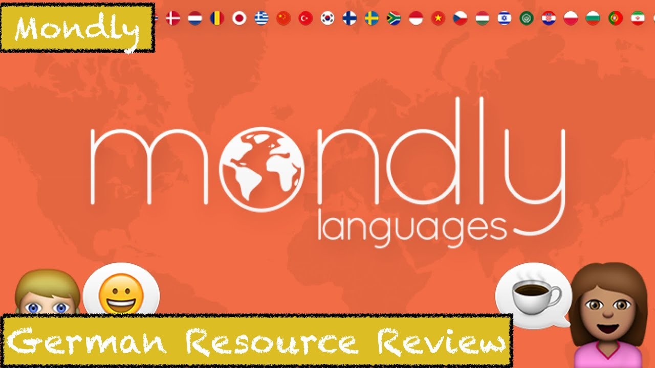 Mondly Languages Review - German Learning Resource Review - Deutsch lernen