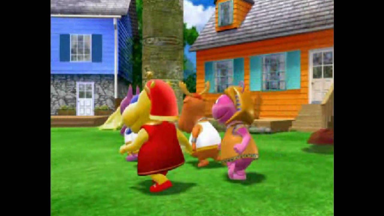 Backyardigans Discovery Kids Espanol Youtube