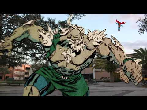 Superman vs Doomsday Animation Short Fan Film (USF)