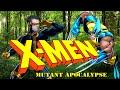 THE HARDEST X-MEN GAME I X-MEN Mutant Apocalypse #1