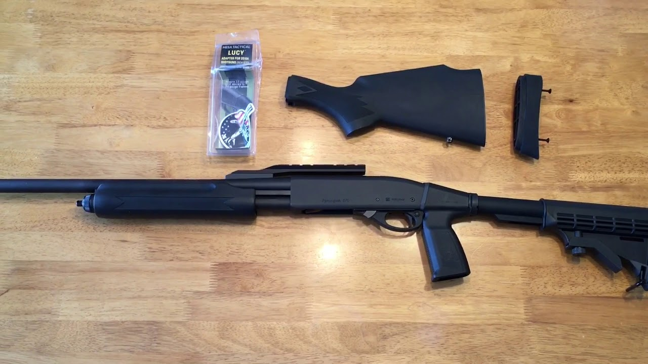 Home Defense Tactical 20 Gauge Shotgun