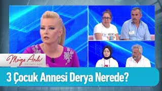 3 Çocuk annesi Derya ve arkadaşı Osman Seven nerede? - Müge Anlı ile Tatlı Sert 11 Haziran 2019