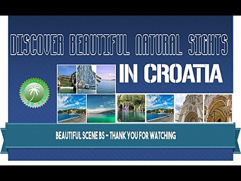 Discover beautiful natural sights in Croatia - BS 10
