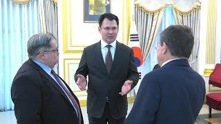 Тюменская область выстраивает межрегиональные отношения с Южной Кореей