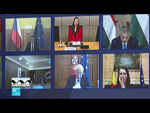 وزراء مالية الاتحاد الأوروبي يعقدون اجتماعا لمواجهة التداعيات الاقتصادية لجائحة كورونا  - 13:01-2020 / 4 / 7