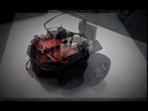 Techroom Robots short