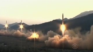 North Korean launches unidentified projectile