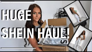 HUGE TRY ON SHEIN HAUL / CLOTH…