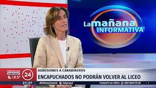 Justicia prohíbe  ingreso al Liceo Aplicación a alumnos involucrados en incidentes