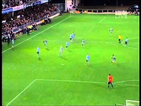 Siem De Jong goal Sydney Fc Vs Newcastle United