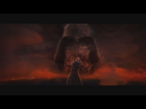 Star Wars: The Clone Wars - Anakin's vision of Future as Dar