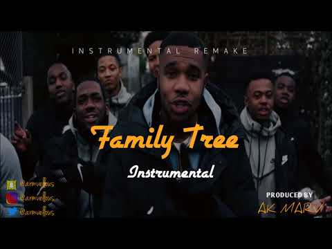 Ramz - Family Tree  Instrumental (Prod. By Ak Marv) | Afroswing Instrumentals 2018