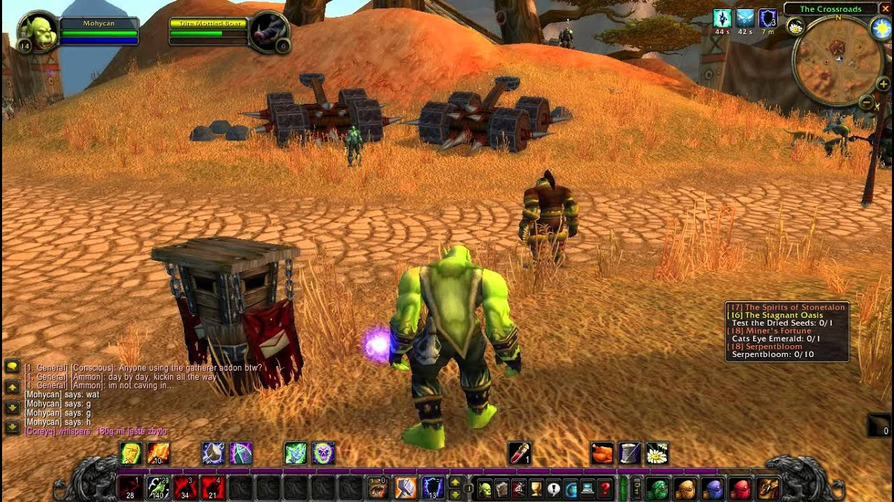 6ea8645d4e84a7 Chicken Bug (WoW Classic) - YouTube