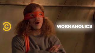 Workaholics - Ninja Turtles