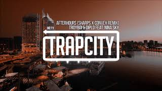 Troyboi Diplo Afterhours Ft Nina Sky Sharps Convex Remix 1 Hour Version