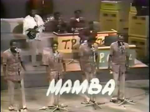 Télé Zaïre 1980 pt.1 - Franco & le T.P. O.K. Jazz