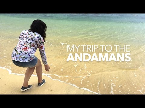 ANDAMANS IN 5 DAYS| PORT BLAIR HAVELOCK| NOT JUST TRAVELLING