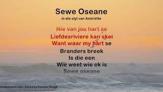 Sewe Oseane - ProTrax Karaoke Demo