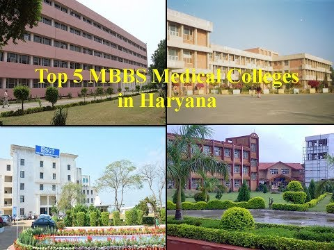 Top 5 MBBS Medical Colleges in Haryana | India