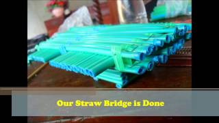 A Bridge Made Of Straws
