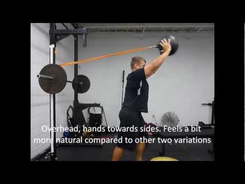 Globe Triceps Training