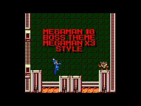 Megaman 10 Boss Theme Megaman X3 Style