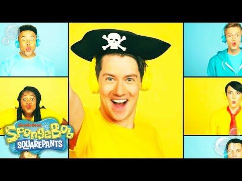 SpongeBob SquarePants | A Capella Music Medley | Nick