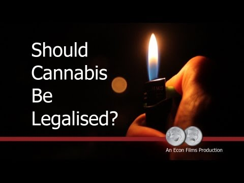 Should Cannabis Be Legalised?