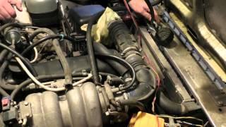 видео Как устроена топливная система на инжекторном ВАЗ 2107?
