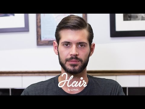 Hair by Lynx – The Classic Short Back and Sides | Men's Short Hairstyles 2014