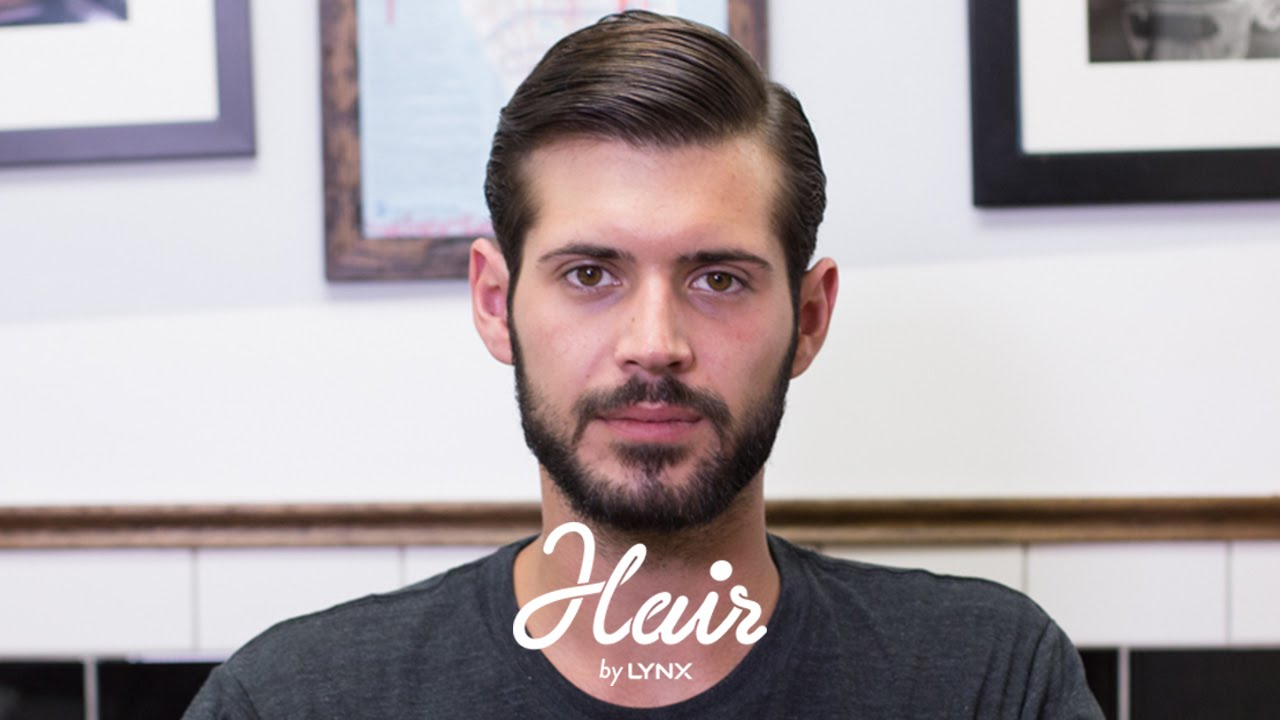 hair by lynx - the classic short back and sides   men's short hairstyles 2014