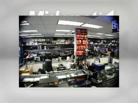 midwest pro sound lighting s store lighting showroom and