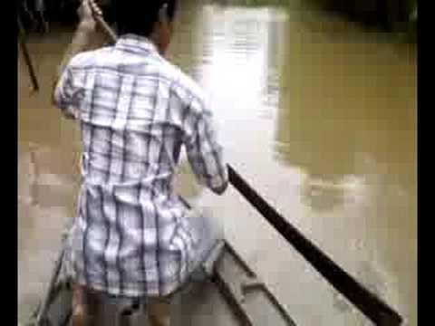 Câu hò trên sông